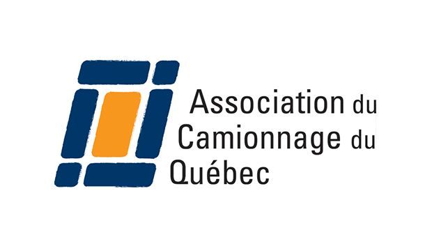 Association du camionage du Québec Logo
