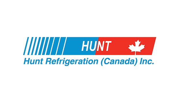 Logo Hunt Refrigeration Inc.