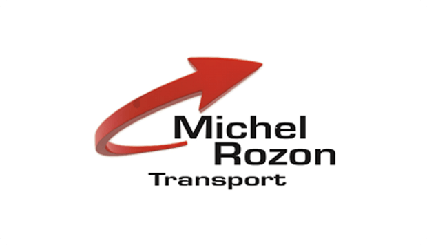 Michel Rozon Transport Logo