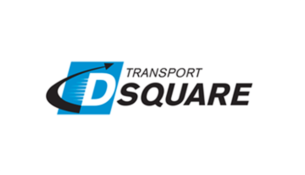 Transport Dsquare Logo