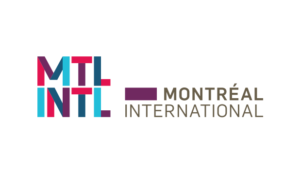 Montréal International Logo